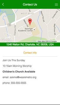 Twin City Church of Christ screenshot 2