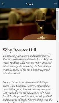 Rooster Hill Vineyards apk screenshot