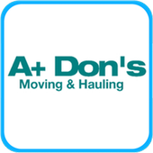 A+ Don's Moving & Hauling icon