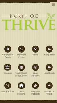 North OC Thrive apk screenshot