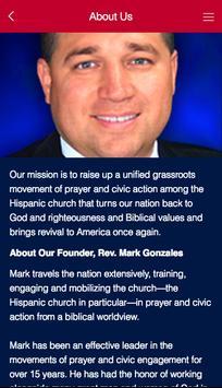 Hispanic Action Network screenshot 1