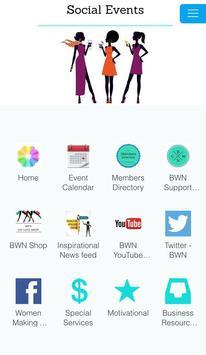 Business Women Network poster