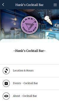 Hank's App screenshot 1