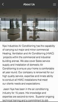 NYE Industries apk screenshot
