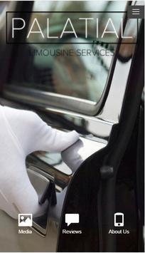 Palatial Limousine poster