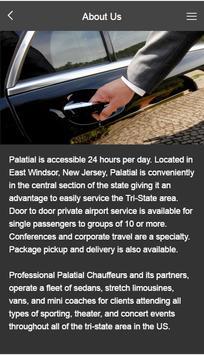 Palatial Limousine screenshot 1