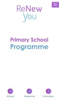 ReNew You Primary Programme apk screenshot
