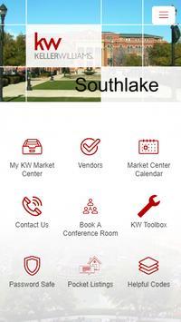KW Southlake poster