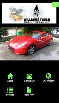Williams Touch Mobile Detailin screenshot 3