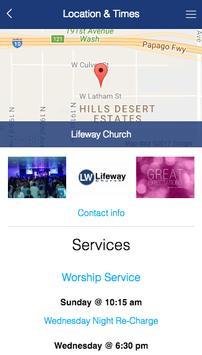 Lifeway Church Arizona screenshot 2