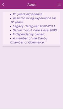 Caregiver to the Rescue apk screenshot