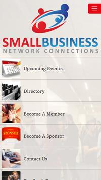 Small Business Network Connect poster