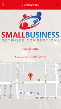 Small Business Network Connect screenshot 1