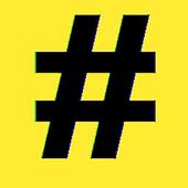 DailyHashtagged icon