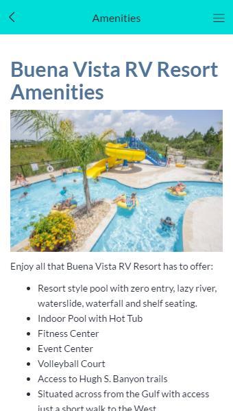 Buena Vista Luxury RV Resort for Android - APK Download