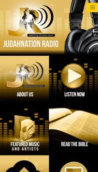 JudahNation™ Radio poster
