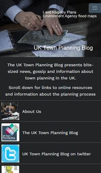 UK Town Planning Blog screenshot 1