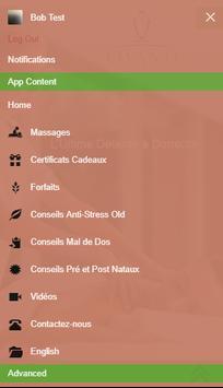 Vivanti Massage screenshot 7
