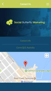 Social Butterfly Marketing apk screenshot