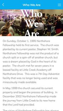Northshore Fellowship screenshot 1