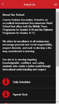 Carson Graham Secondary School screenshot 1