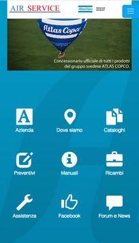 AirService Brescia poster