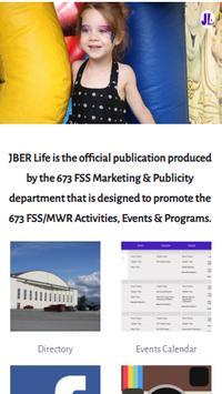 JBER Life! poster