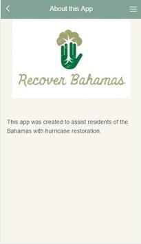 Recover Bahamas screenshot 2