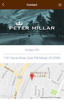 Peter Millar PGA Pro App screenshot 2