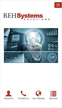 REH Systems Solutions poster