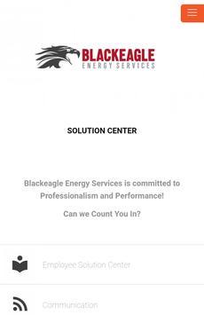 Blackeagle Solutions apk screenshot