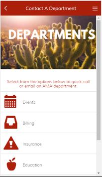 AZ Multihousing App screenshot 2