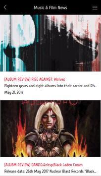 HEAVY Magazine screenshot 4