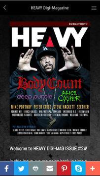 HEAVY Magazine screenshot 5