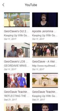 GeorDavie TV apk screenshot