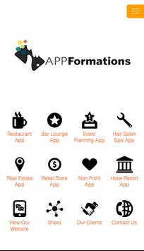 Appformations Demo poster