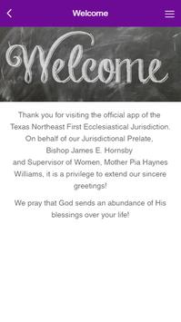 Texas NE First COGIC for Android - APK Download
