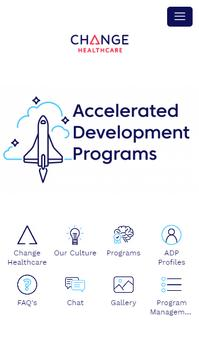 Accelerated Development Program poster