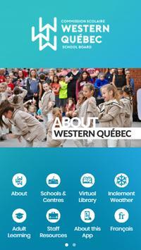 Western Québec poster