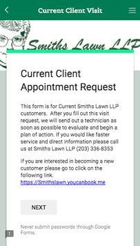 Smiths Lawn LLP screenshot 2