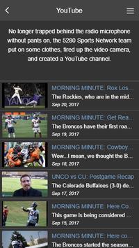 Mile High Sports screenshot 1