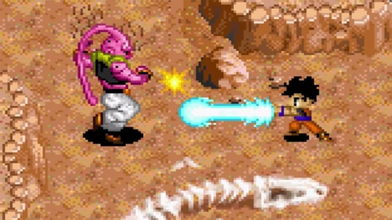 Dragon Battle: Buu's Fury para Android - APK Baixar