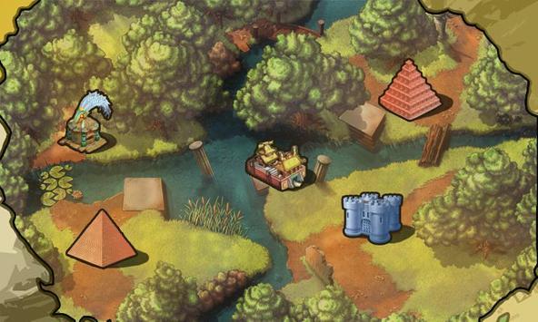 Treasure legend apk screenshot