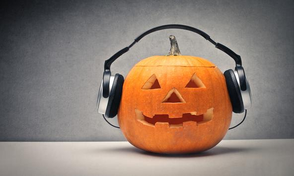 Halloween Themed Music Compilation poster
