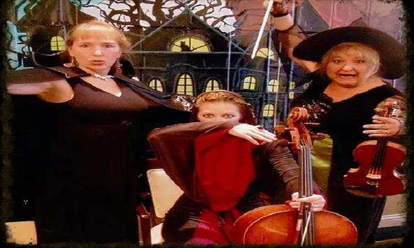 Halloween Themed Music Compilation screenshot 1