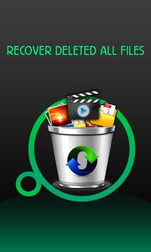 Recover Deleted Photos, Files poster
