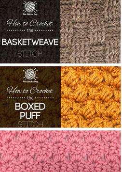 Crochet Stitches Ideas apk screenshot
