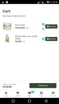 blerta's face care screenshot 1