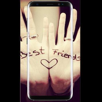 New Best Friends Wallpaper HD Apk Screenshot