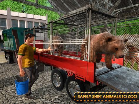 Transporter Truck Simulator apk screenshot